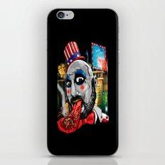 Killer Circus iPhone Skin