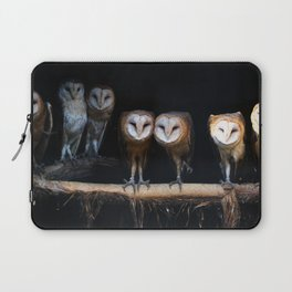 Owls the family Laptop Sleeve