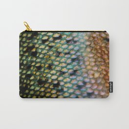Mermaid in Abstract V Carry-All Pouch