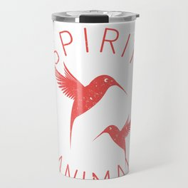 Bird Native Birds Songbird Hummingbird Gift Travel Mug