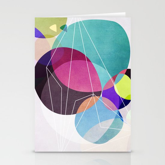 Graphic 169 Stationery Cards