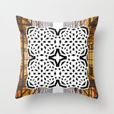 Makeneki Dorrea Throw Pillow