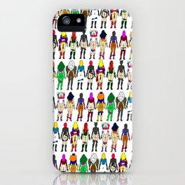 Superhero Butts - Girls Superheroine Butts LV iPhone Case