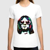 kurt vonnegut T-shirts featuring Kurt   by Butt Ugly Co