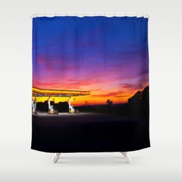 Somerset Shell Shower Curtain