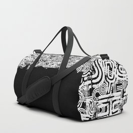 Disorganized Speech #3 Duffle Bag