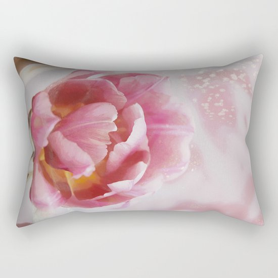Spring feelings Rectangular Pillow