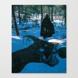 8 of Cups Canvas Print