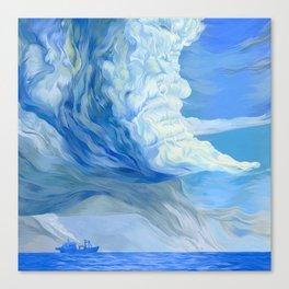 """Clouds #1"" Canvas Print"