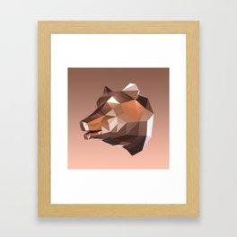 Bears Grill Framed Art Print