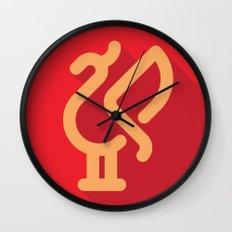 LFC Wall Clock