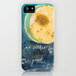 Jungian Moon iPhone Case