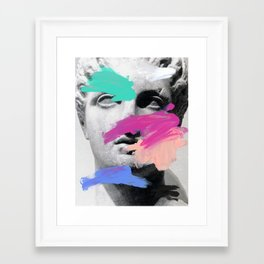 Composition 701 Framed Art Print