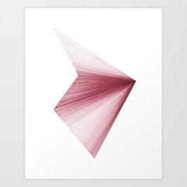 lines vol. 2 Art Print