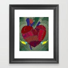 Heartenstein Framed Art Print