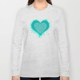 I Heart Cats Long Sleeve T-shirt