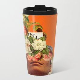 The Unexpected Metal Travel Mug