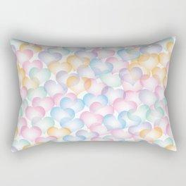 Hearts_A01 Rectangular Pillow