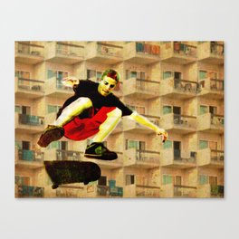 skate life Canvas Print