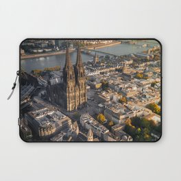 Fall upon Cologne Laptop Sleeve