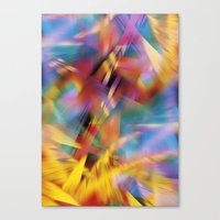 prism Canvas Prints featuring Prism by renajoy