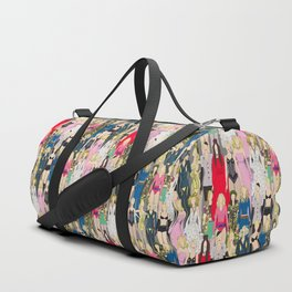 Outfits of Madge Fashion Duffle Bag