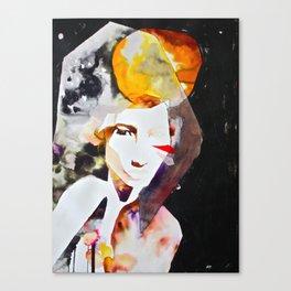 Ambre Canvas Print