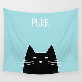 Purr Wall Tapestry