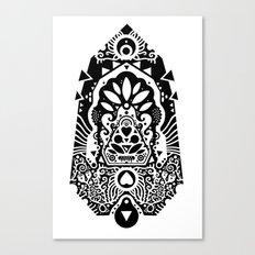 Krystal Canvas Print