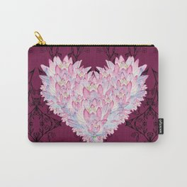Lotus Hart Carry-All Pouch