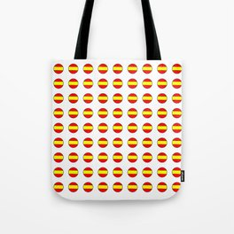 Flag of spain 13-spain,espana, spanish,plus ultra,espanol,Castellano,Madrid,Barcelona Tote Bag