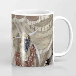 Midnight Circus: Sword Dancers Coffee Mug
