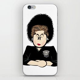 Don't F**K With Me Fellas iPhone Skin