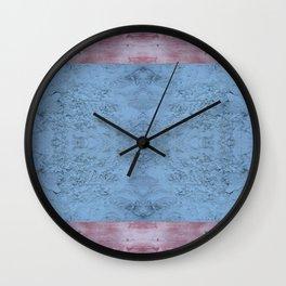 Cinder Wall Wall Clock