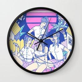 Kristen Liu Wong x Liphemra Wall Clock