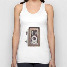 Kodak Duaflex  Unisex Tank Top