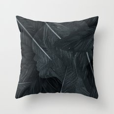 Ornithology-B Throw Pillow