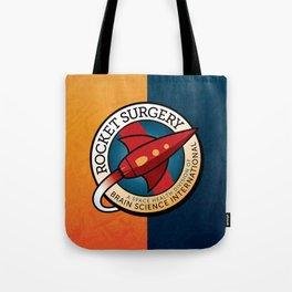 Rocket Surgery Tote Bag