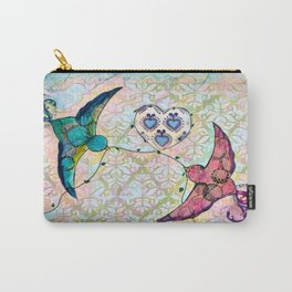 Love Birds 2 Carry-All Pouch