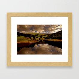 The Derwent Arm Framed Art Print