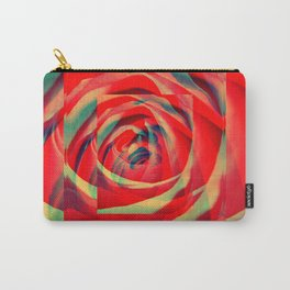 Into Rose Carry-All Pouch