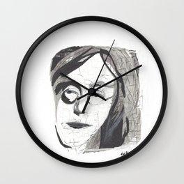 speaking words of wisdom Wall Clock