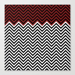 Chevron II.5 Canvas Print