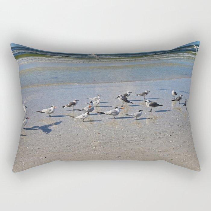 Make a Resolution Rectangular Pillow