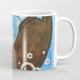 Chasing Otter Coffee Mug