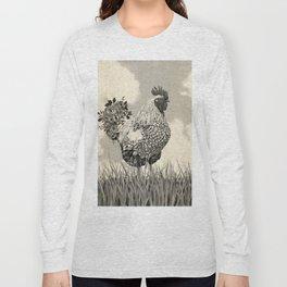 Barnyard Strut Long Sleeve T-shirt