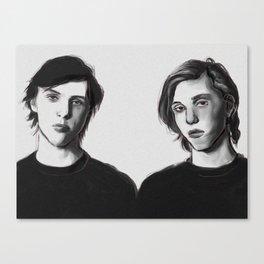 vada vada Canvas Print