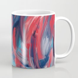 Picture perfect paint strokes Coffee Mug
