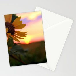 And The Sun Will Shine Stationery Cards
