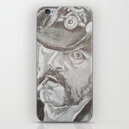 Lemmy Kilmister iPhone Skin